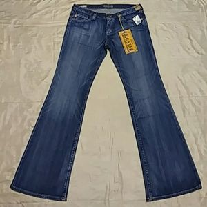 Big Star Sweet Low Boot Jeans